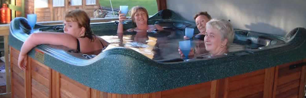 hot tub suppliers scotland